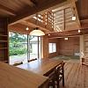永源寺の杉の家